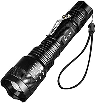 CVLIFE LED 800 Lumen Tactical Flashlight