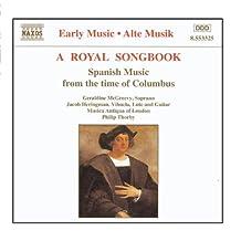 Royal Songbook