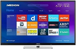 MEDION Serie X (UHD) Televisor (Smart TV, 4K Ultra HD, Dolby ...