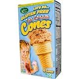 Edward & Sons, Gluten Free Ice Cream Cones, 12 Cones, 1.2 oz (36 g)(pack of 3)