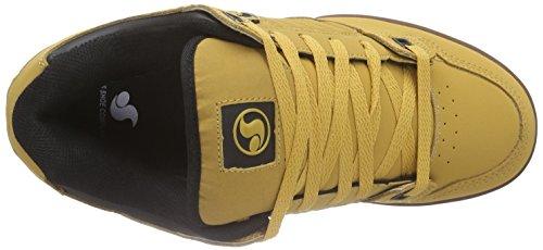 Dvs Marrone Uomo Outdoor Boot Sportive Scarpe Militia 6w6qYr