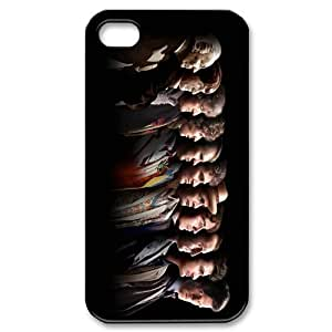 Doctor Who iPhone 4S 4 case Customized Back Protective Cover Case for Apple iPhone 4S and iPhone 4