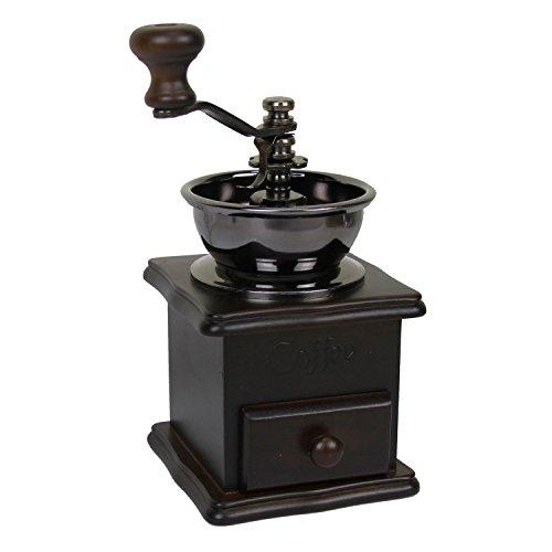 wooden hand grinder - 8