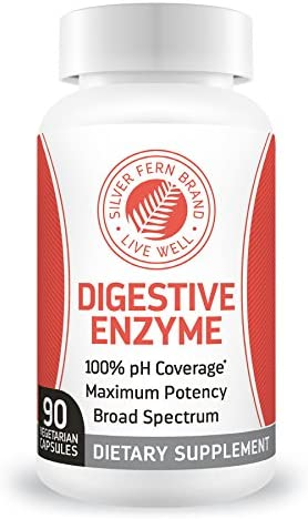 Silver Fern Ultimate Digestive Supplement product image