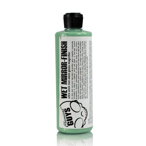Chemical Guys Gap_104_16 Wet Mirror Finish Ultra Slick Gloss Magnifier (16 oz)