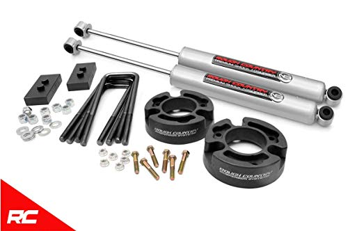 Rough Country 57030 Leveling Kit N3 Shocks 2.5
