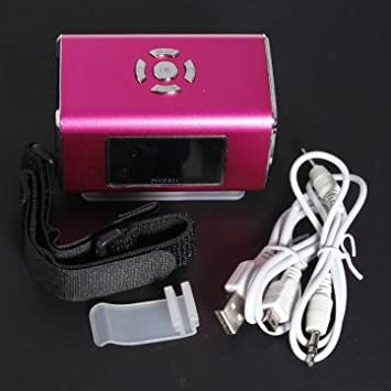 Bheema Alto USB Mini Altavoz Calidad U- disco TF tarjeta ...