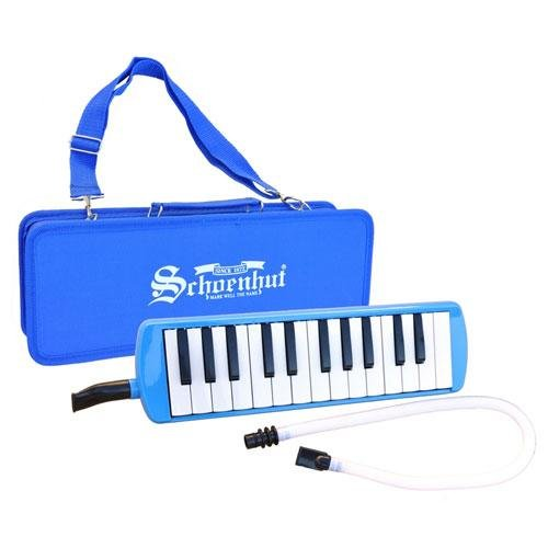 Puff-n-Play 25 Key Melodica Blue