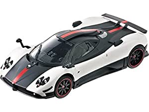 pagani zonda cinque white 1 18 diecast model car toys games. Black Bedroom Furniture Sets. Home Design Ideas