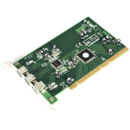 STARTECH.COM 3 Port 2b 1a PCI 1394b FireWire Adapter Card with DV Editing Kit / PCI1394B3 /