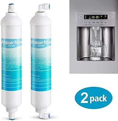 2 x Filtro de agua para samsung lg AEG Repuesto Externa Combi ...