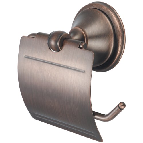 - Olympia Faucets H-1140-ORB Toilet Tissue Holder, Oil Rubbed Bronze Finish