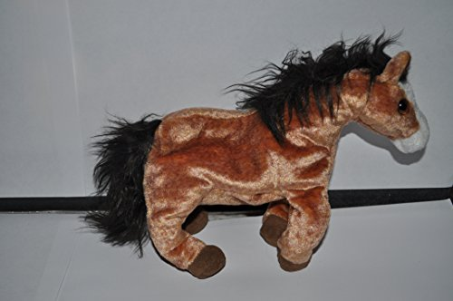 Beanie Babies TY Oats the Horse Beanie Baby by