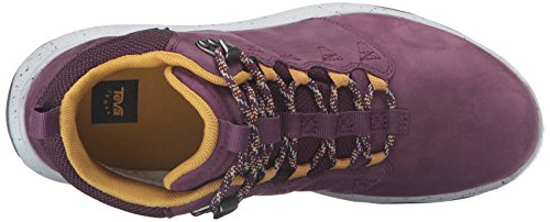Boot Wine Arrowood Mid Grape Teva Waterproof Women's W Hiking Lux zxqE4O0