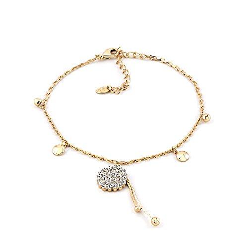 CharmSStory Bracelet Crystal Cherries Adjustable