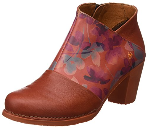 Art Women's Genova Ankle Boots Orange (Fantasy Petalo) sale official discount fashion Style brand new unisex cheap online good selling sale online buy cheap with mastercard HkKz2NsV
