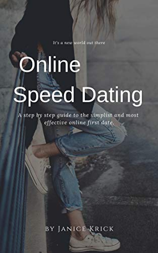 Online Speed Dating: Traditional Dating with an Online Twist