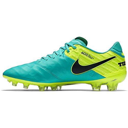 Nike Tiempo Legend VI FG Bleu
