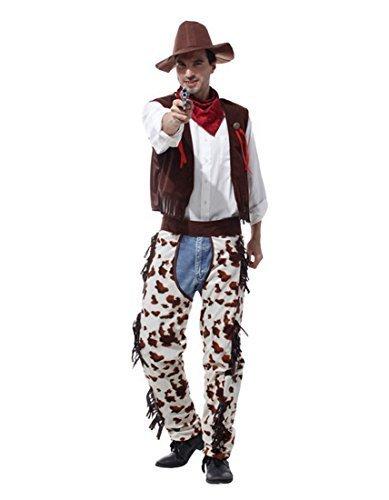 Adulto Traje De Vaquero Toy Story Con Capucha Disfraz Despedida De ...