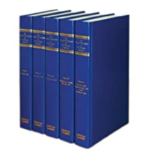 Summa Theologica: Complete 5-Volume Set