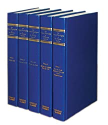 The Summa Theologica of St. Thomas Aquinas (Five Volumes)