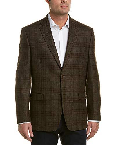 Austin Reed Mens Wool Sportscoat, 42L, ()