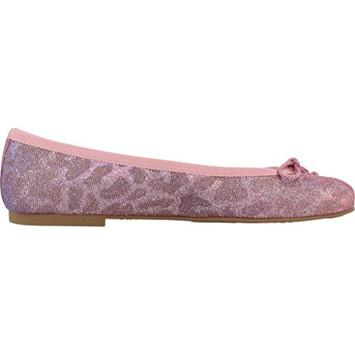 Pretty Ballerinas Zapatos Bailarina Para Mujer, Color Rosa, Marca, Modelo Zapatos Bailarina Para Mujer Bolivar W Dots Rosa Rosa