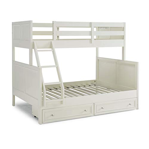 Home Styles 5530-4021 Naples Twin Bed, Night Stand and Chest