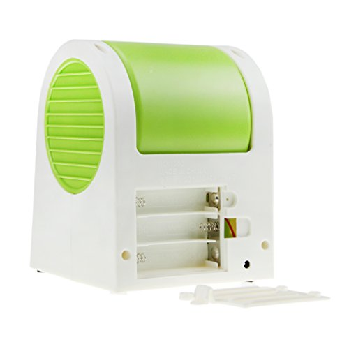 Battery Operated Air Conditioner : Bxt mini usb desk fan bladeless cooling with fragrance