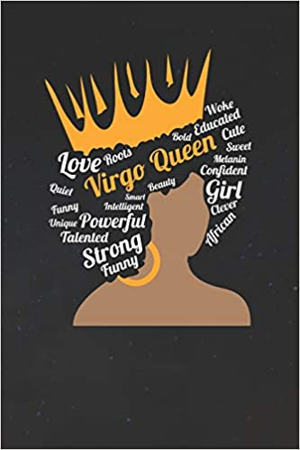 Virgo Notebook Virgo Queen Zodiac Diary Horoscope Journal Virgo Gifts For Her Medium College Ruled Journey Diary 110 Page Lined 6x9 15 2 X 22 9 Cm Notebooks Crafted Zodiac 9781077604490 Amazon Com Books