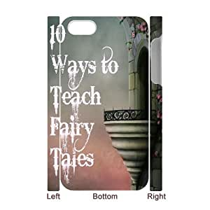 Clzpg 3D DIY Iphone4,Iphone4S Case - Fairy tale 3D cell phone case