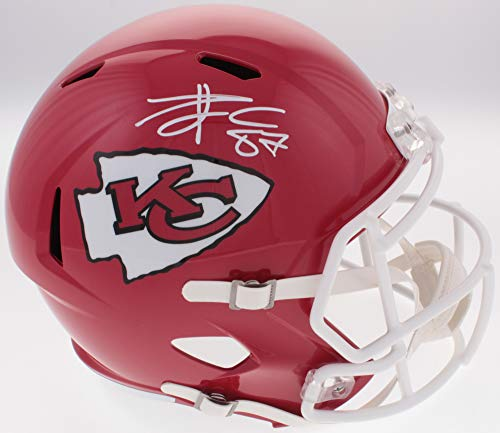 Travis Kelce Kansas City Signed Autograph Full Size