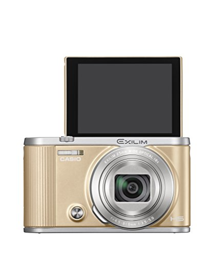 CASIO Digital camera EXILIM EX-ZR1800GD (Gold)(Japan Import-No Warranty)