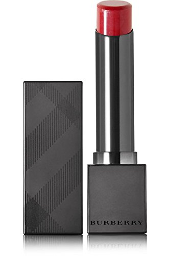 Burberry Kisses Sheer - Military Red No. (Red Sheer Lipstick)