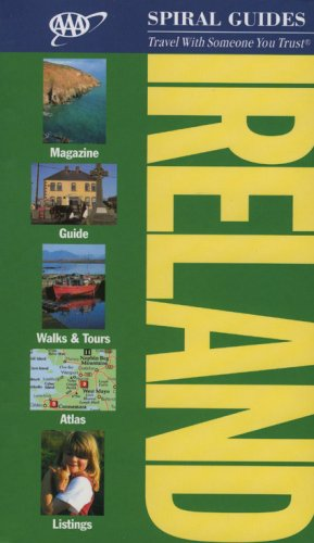 AAA Spiral Ireland (AAA Spiral Guides) -
