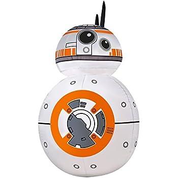 Amazon.com : Gemmy Star Wars R2D2 3FT Christmas Inflatable ...
