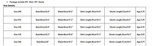 Vêtements D'été T Décontracté 2pcs Adeshop Mignon Ensemble shirt Bleu Shorts Manches Fille Stripe Définir Mode Vetements Chic Costume Cool Filles Saison De Dentelle Sans Tops aFaxvO