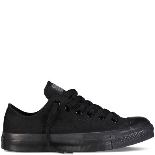 Converse-Unisex-Chuck-Taylor-All-Star-Low-Top-Black-Monochrome-Sneakers-11-DM