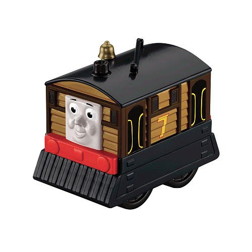 Thomas & Friends Discover Junction -Rolling Friend Toby ()