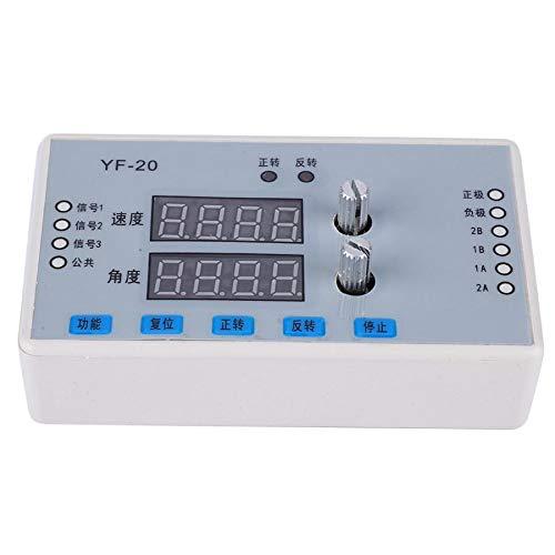 7-30V DC Digital Display Stepper Motor Speed Controller Governor Driver Control Module YF-20