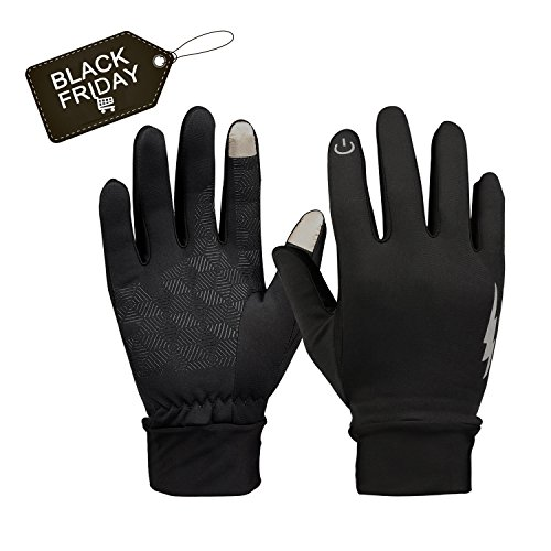 Winter Gloves, Eddis Touch Screen Gloves Thermal Gloves Driving Gloves for Men and Women, Suitable for Spring Autumn and Winter