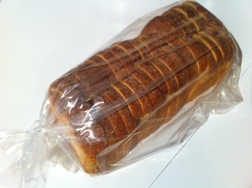 Bread Bags, Pack of 100, Free Twist Ties and Recipe! by Linear LD