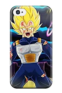 Iphone 4/4s Cover Case - Eco-friendly Packaging(vegeta) 7367284K79073238