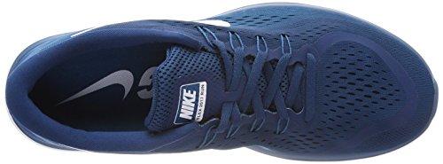 Nike Herren Flex 2017 RN Laufschuhe Blau (Blue Force/white/green Abyss/b 405)