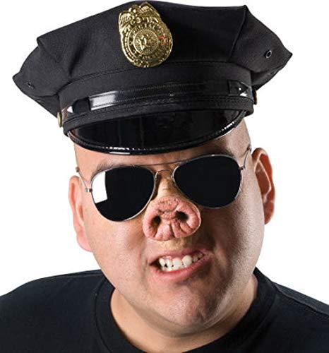 Latex Pig Nose Horror-Shop