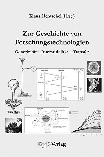 Zur Geschichte von Forschungstechnologien