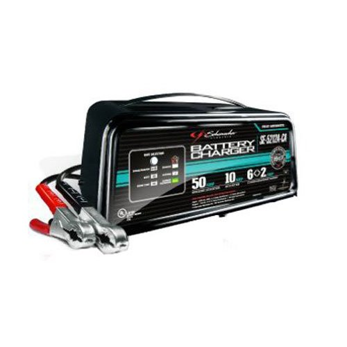 Schumacher (SE-5212A-CA) 12V 50 Amp Automatic Battery Charger