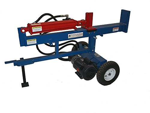 RAMSPLITTER HV16-4 Residential Horizontal/Vertical 16 Ton Log Splitter, 1.5 hp Electric Motor