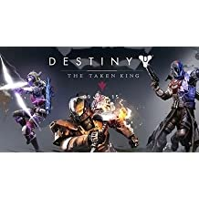 SDore DESTINY The TAKEN King XBOX 360 One PS4 Birthday 1/4 Sheet Image Frosting Cake Topper