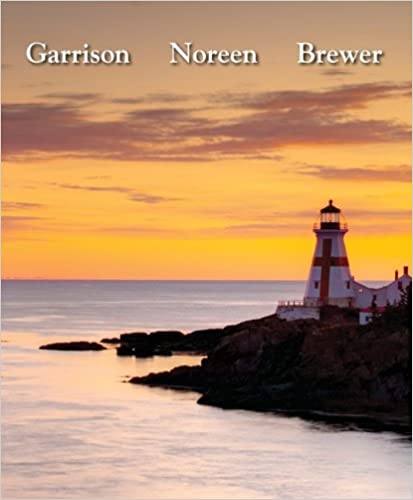 Managerial Accounting, 14th Edition: Ray Garrison, Eric Noreen ...